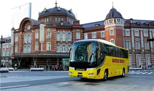 はとバスのツアー特集2018!日帰り、宿泊、グルメなどご紹介!