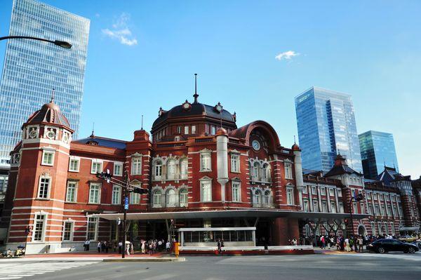 東京駅の観光と店舗一覧、お弁当の紹介