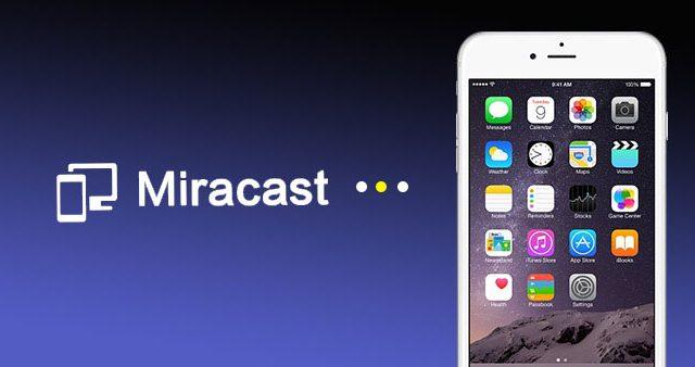 Miracast対応機種、スマホなどご紹介。設定方法も簡単なんです。
