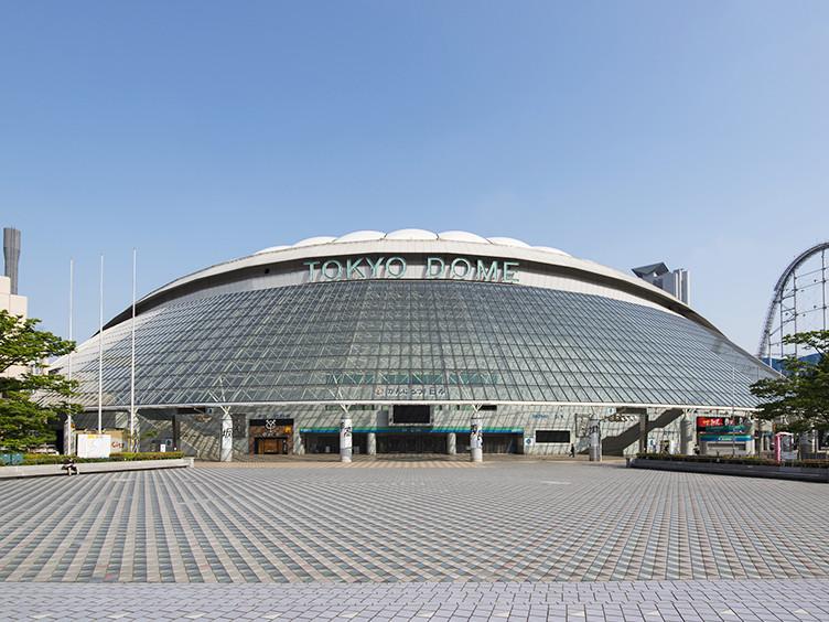 東京ドームのイベント、チケット、アクセス、駐車場など