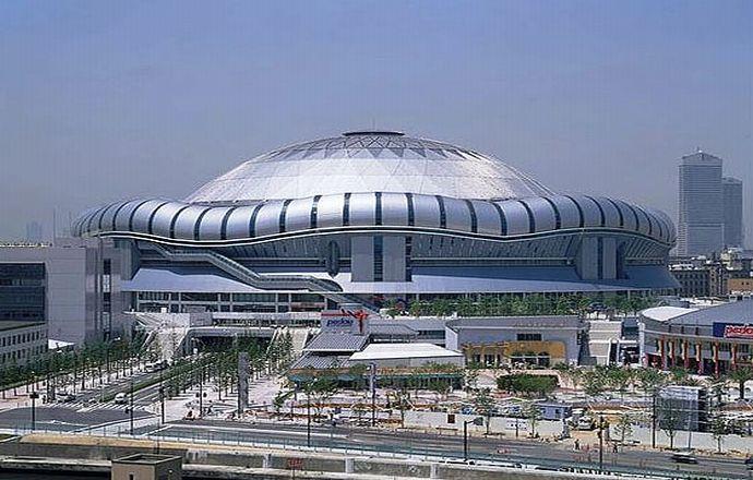 京セラドームのイベント情報、座席表、アクセスに関してご紹介